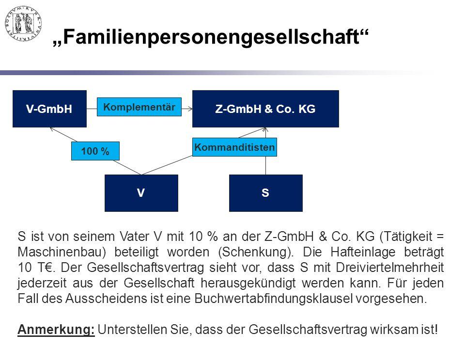 """Familienpersonengesellschaft"