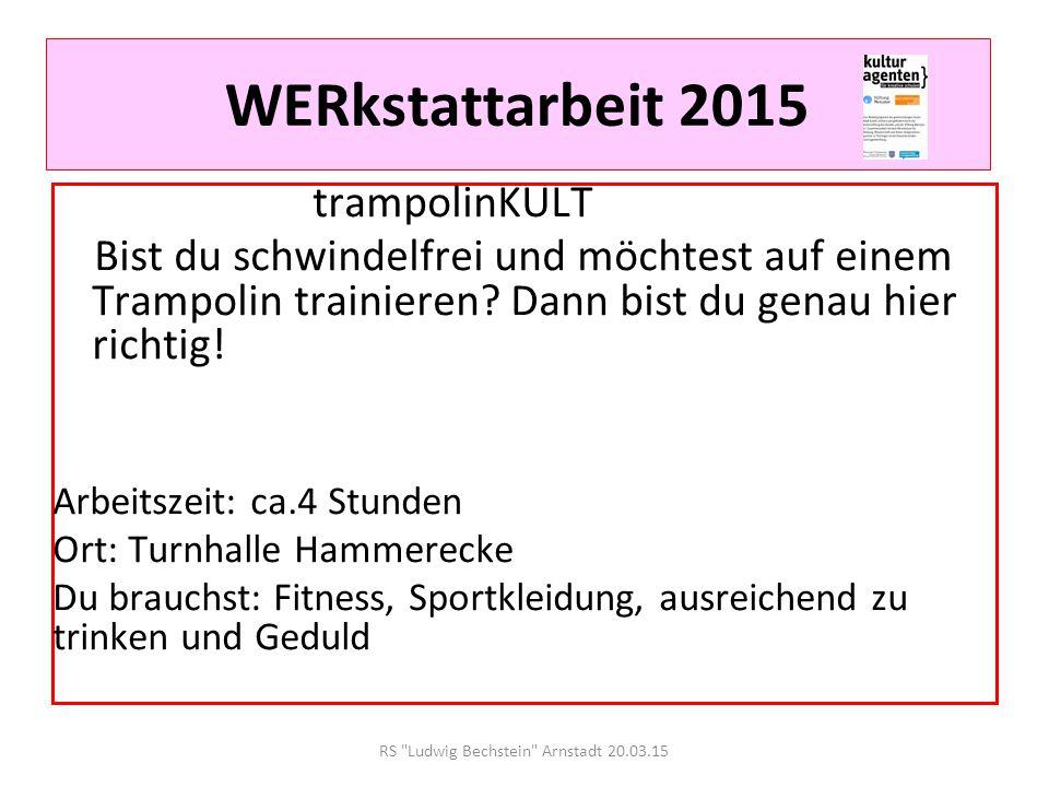 RS Ludwig Bechstein Arnstadt 20.03.15