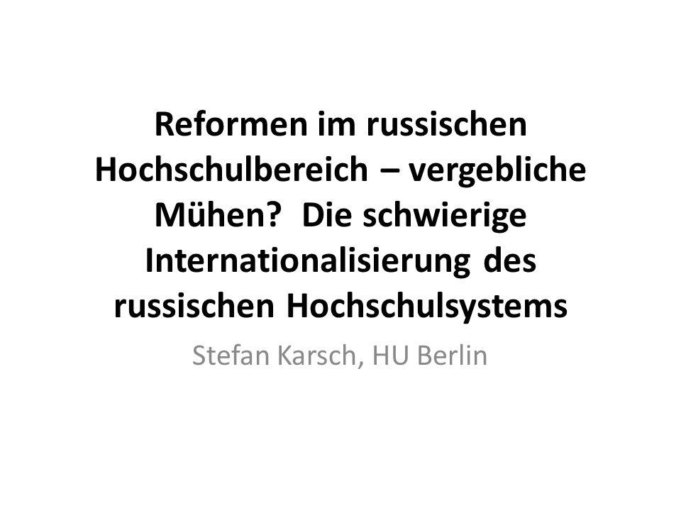 Stefan Karsch, HU Berlin