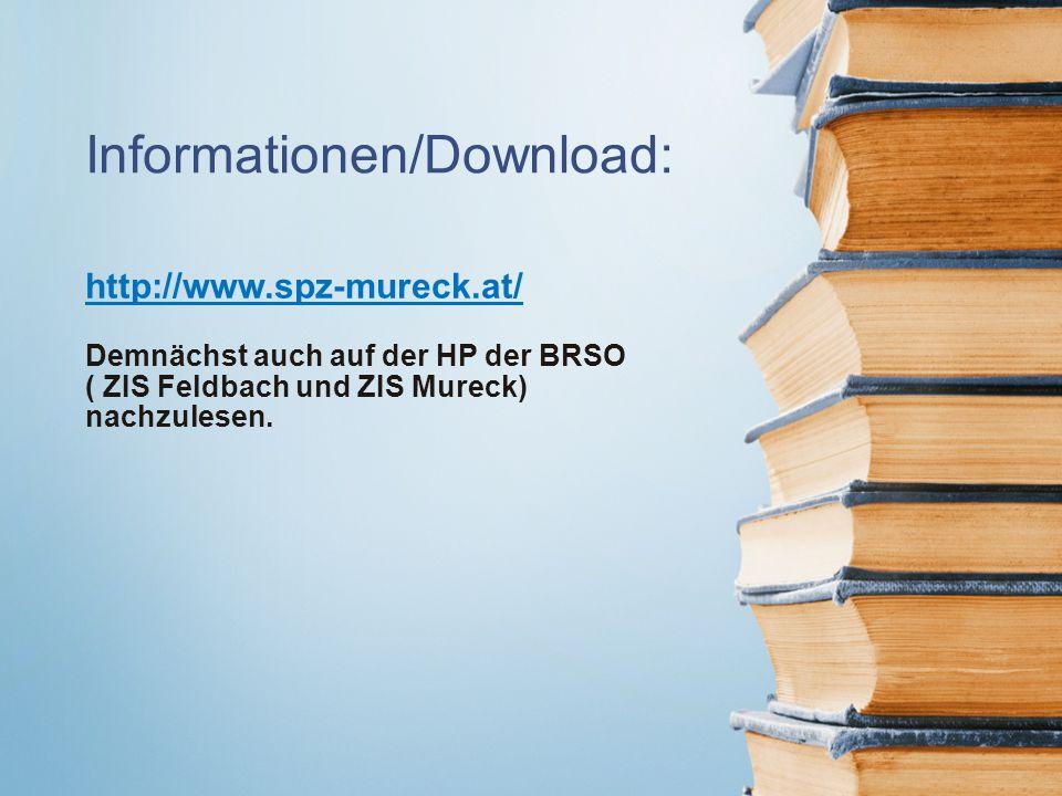 Informationen/Download: