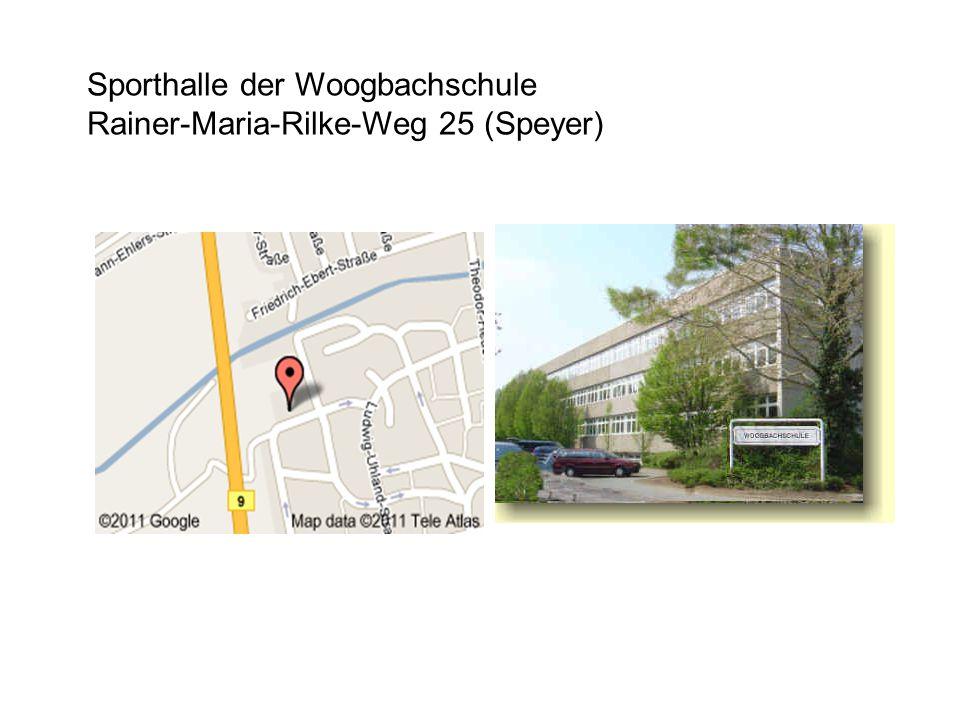 Sporthalle der Woogbachschule