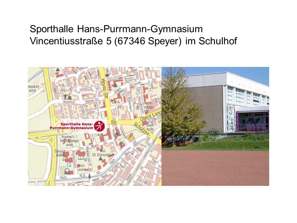 Sporthalle Hans-Purrmann-Gymnasium