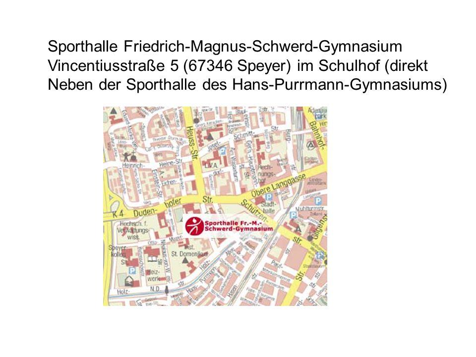 Sporthalle Friedrich-Magnus-Schwerd-Gymnasium