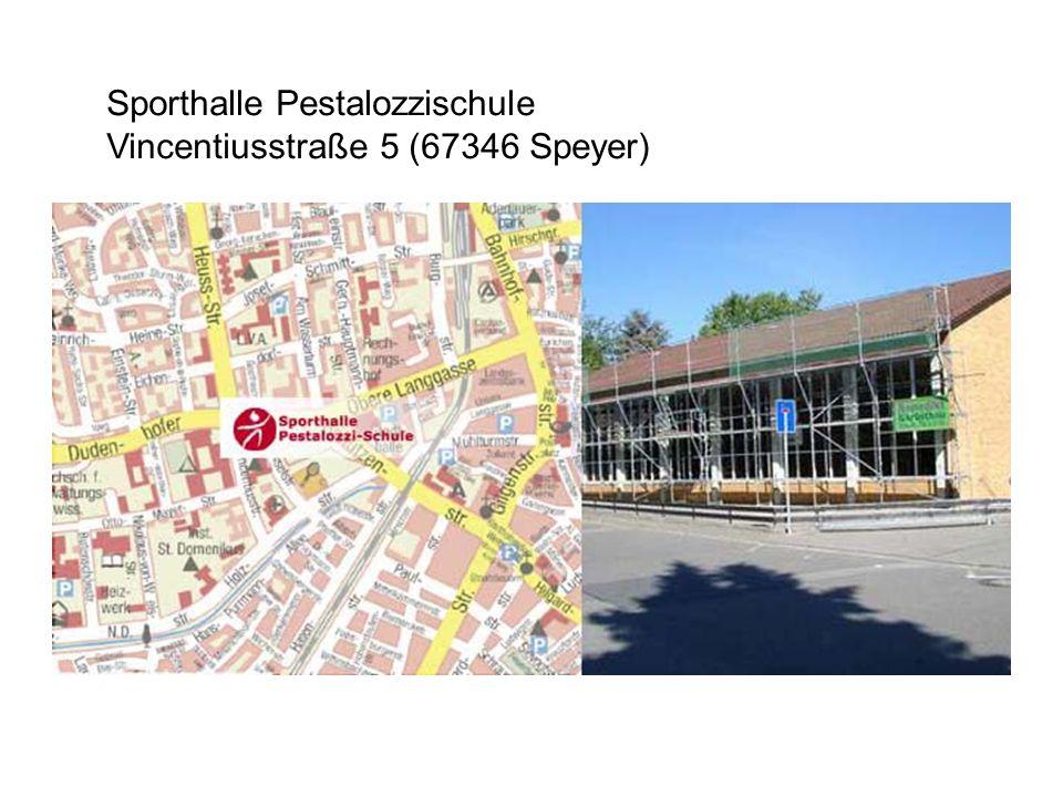Sporthalle Pestalozzischule