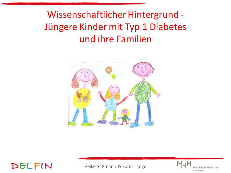 Wissenschaftlicher Hintergrund - Jüngere Kinder mit Typ 1 Diabetes und ihre Familien