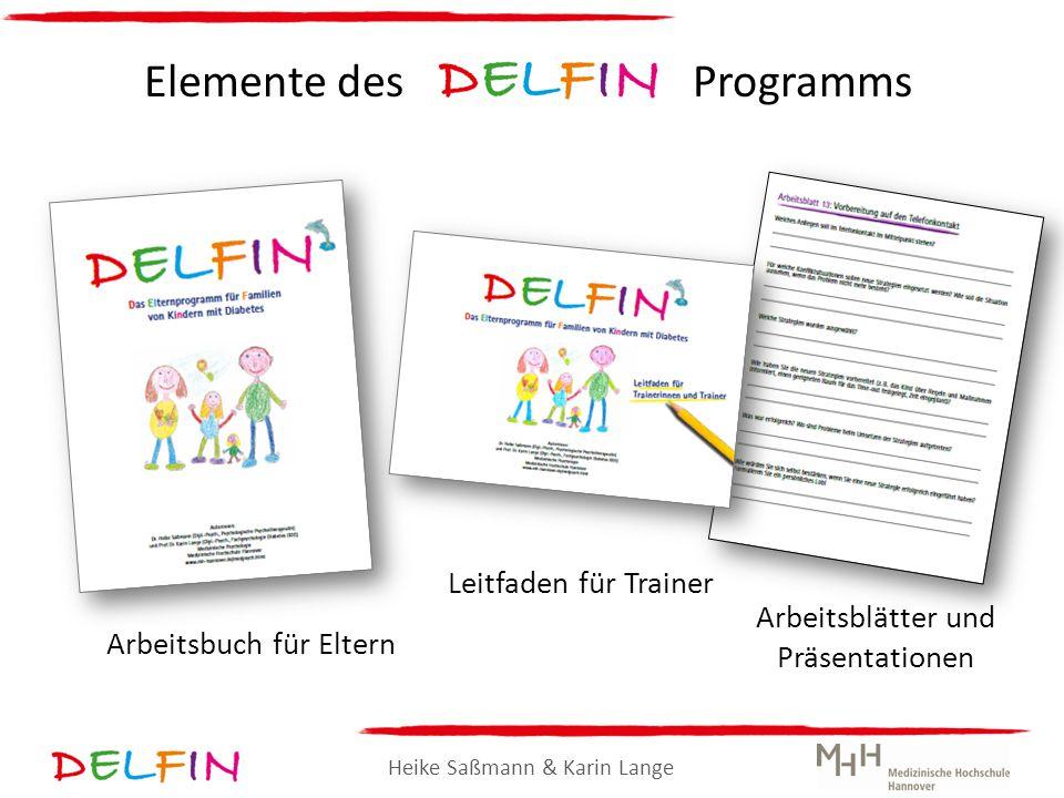 Elemente des Programms