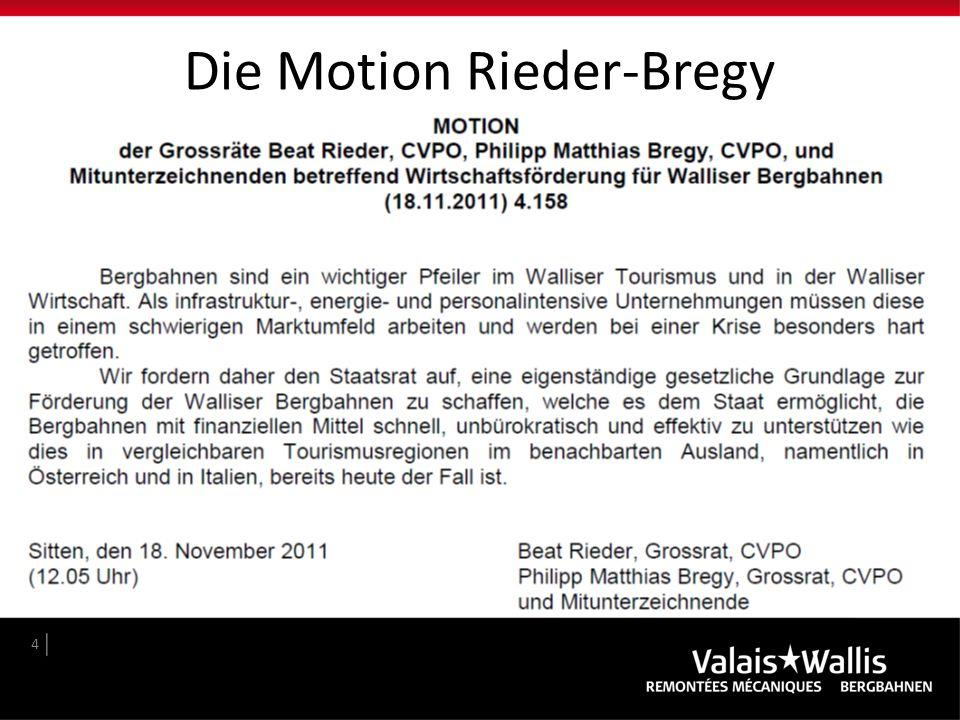 Die Motion Rieder-Bregy