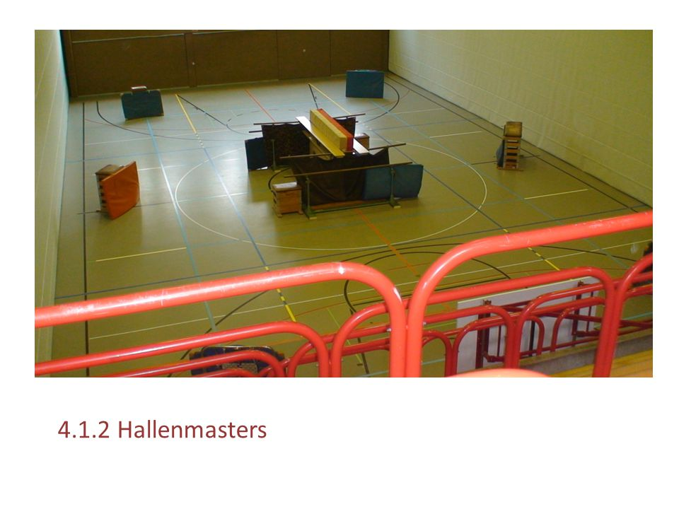 4.1.2 Hallenmasters