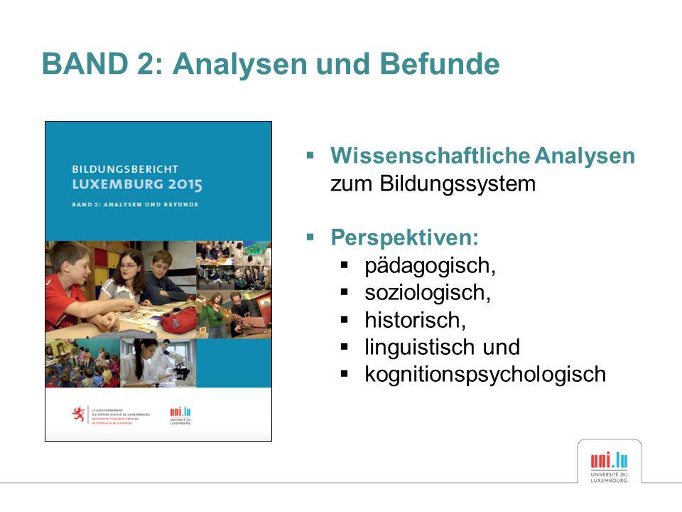 BAND 2: Analysen und Befunde