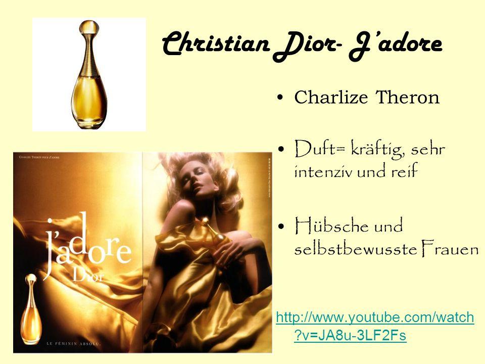 Christian Dior- J'adore