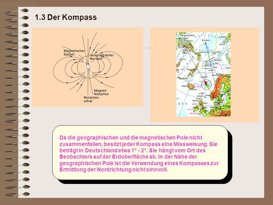 1.3 Der Kompass
