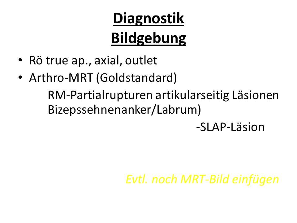 Diagnostik Bildgebung