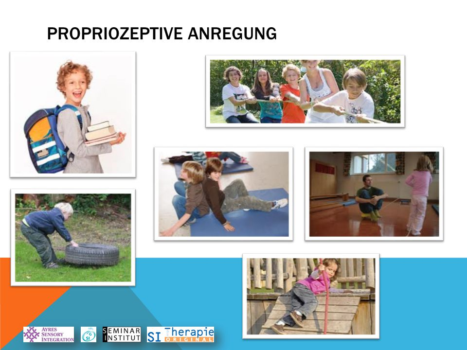 Propriozeptive Anregung