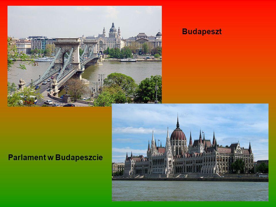 Budapeszt Parlament w Budapeszcie