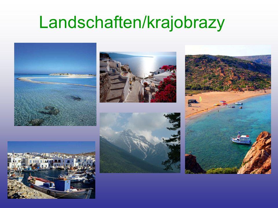 Landschaften/krajobrazy