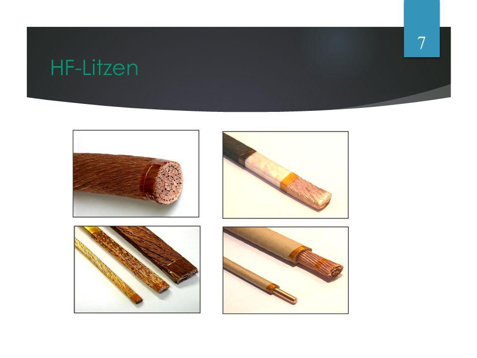 HF-Litzen