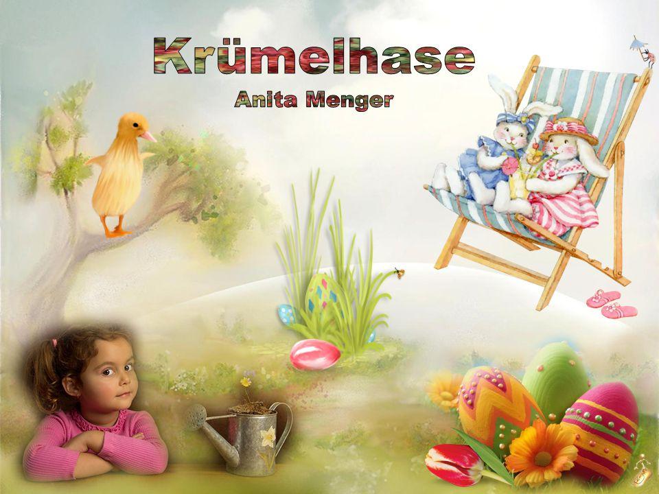 Krümelhase Anita Menger