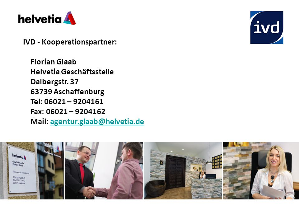 IVD - Kooperationspartner: