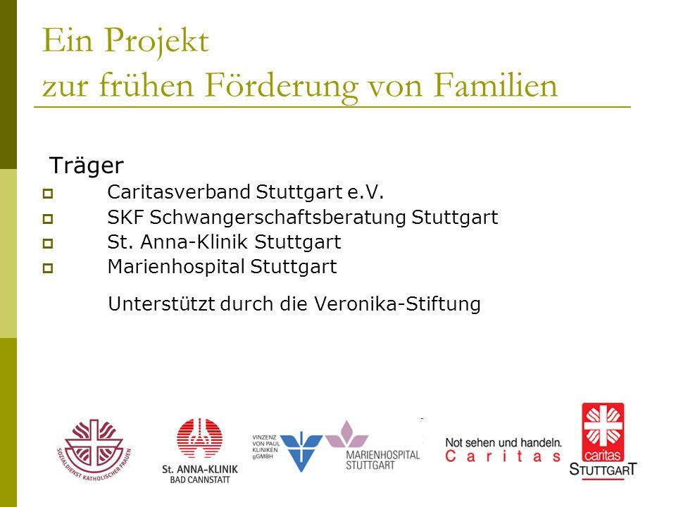 Ein Projekt zur frühen Förderung von Familien