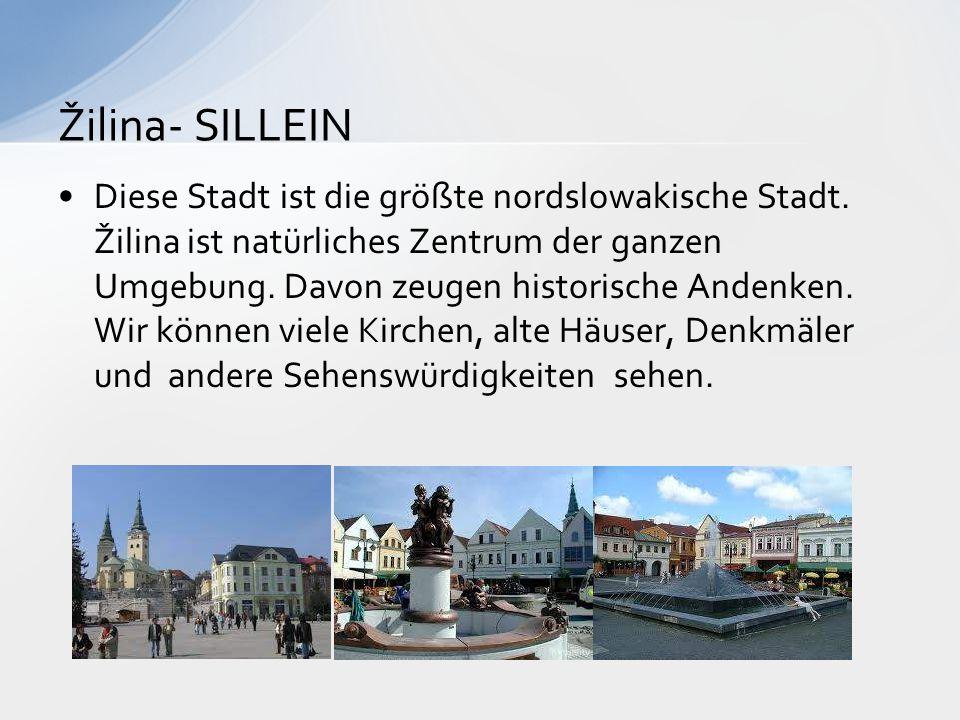 Žilina- SILLEIN