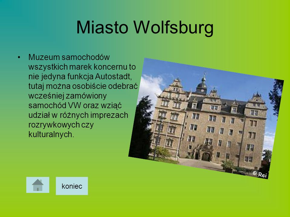 Miasto Wolfsburg