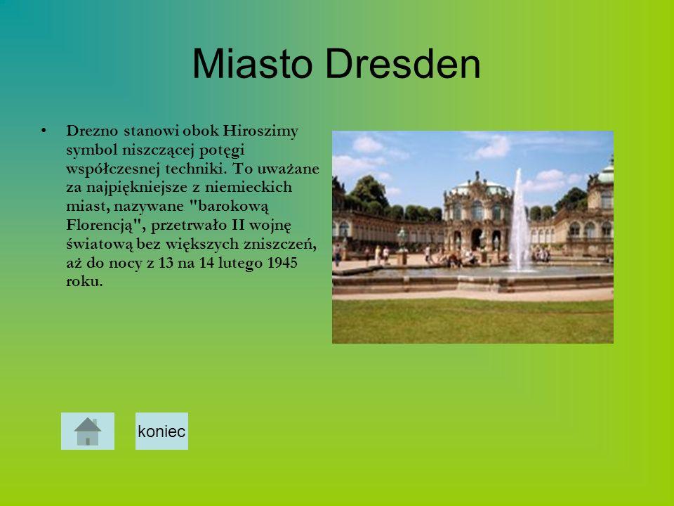 Miasto Dresden