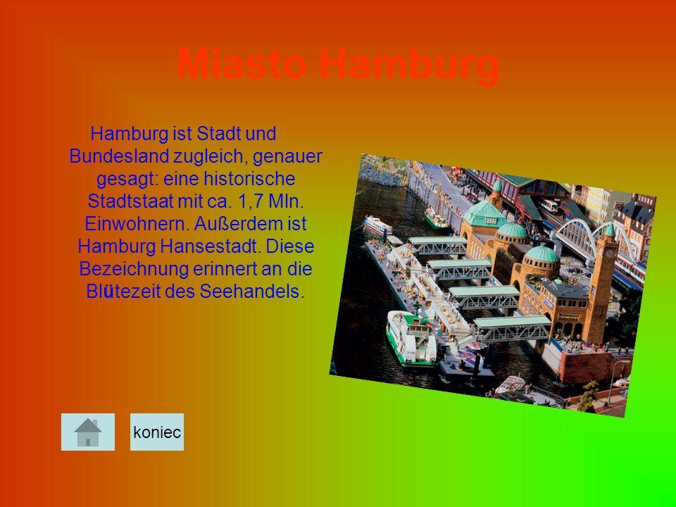 Miasto Hamburg