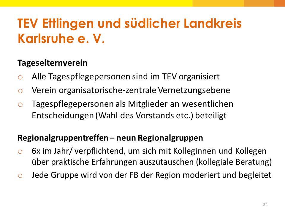 TEV Ettlingen und südlicher Landkreis Karlsruhe e. V.