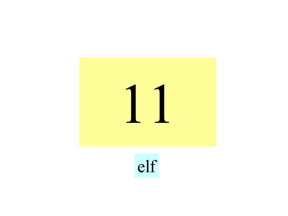 11 elf