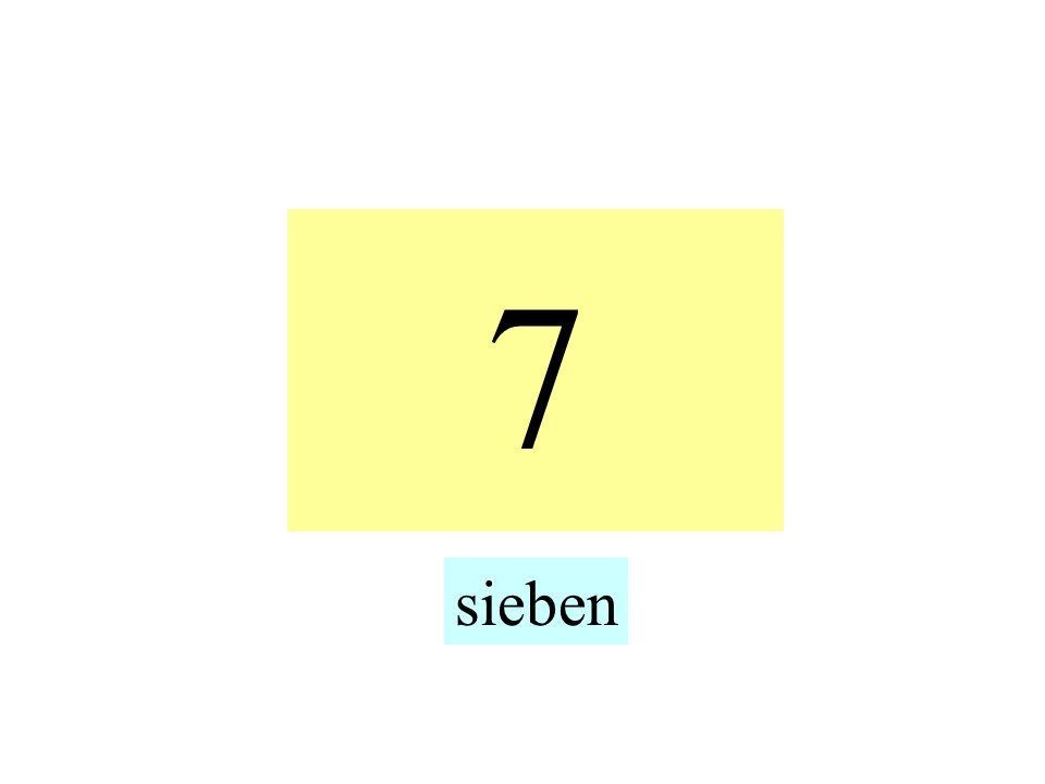 7 sieben