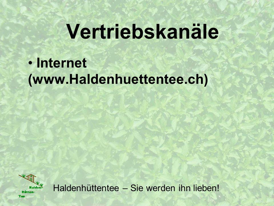 Internet (www.Haldenhuettentee.ch)