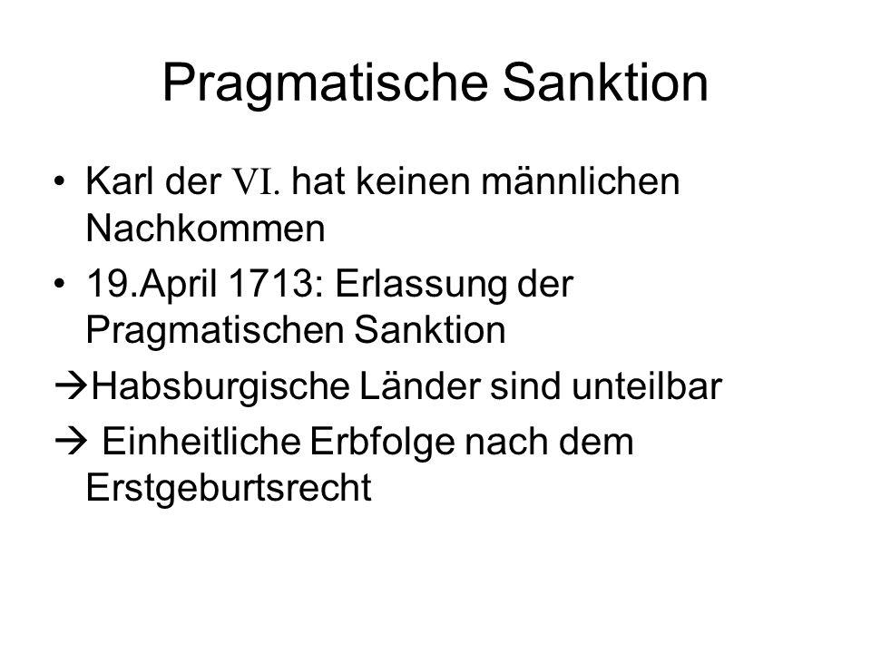 Pragmatische Sanktion