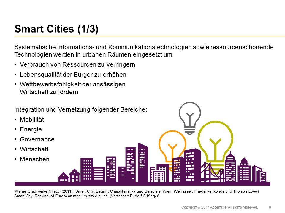 Smart Cities (1/3)