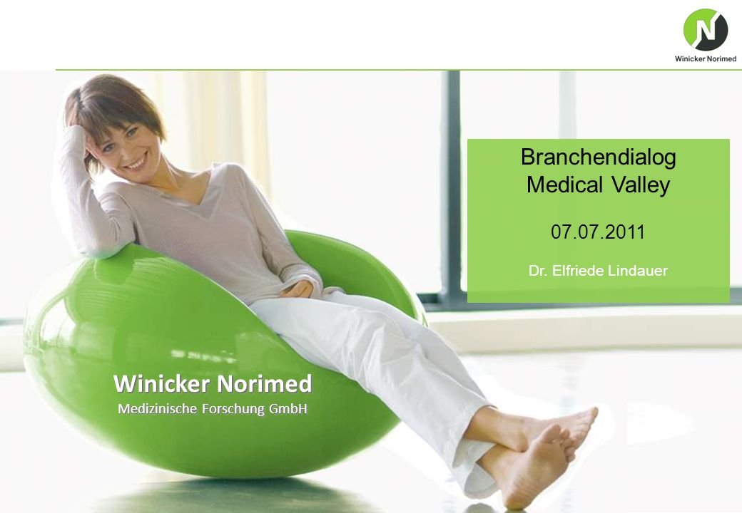 Winicker Norimed Medizinische Forschung GmbH