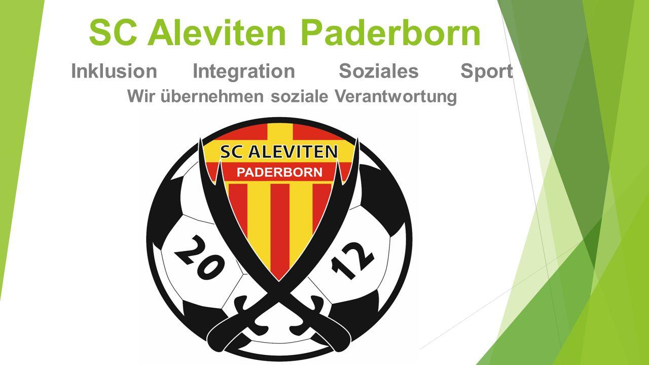 SC Aleviten Paderborn Inklusion Integration Soziales Sport