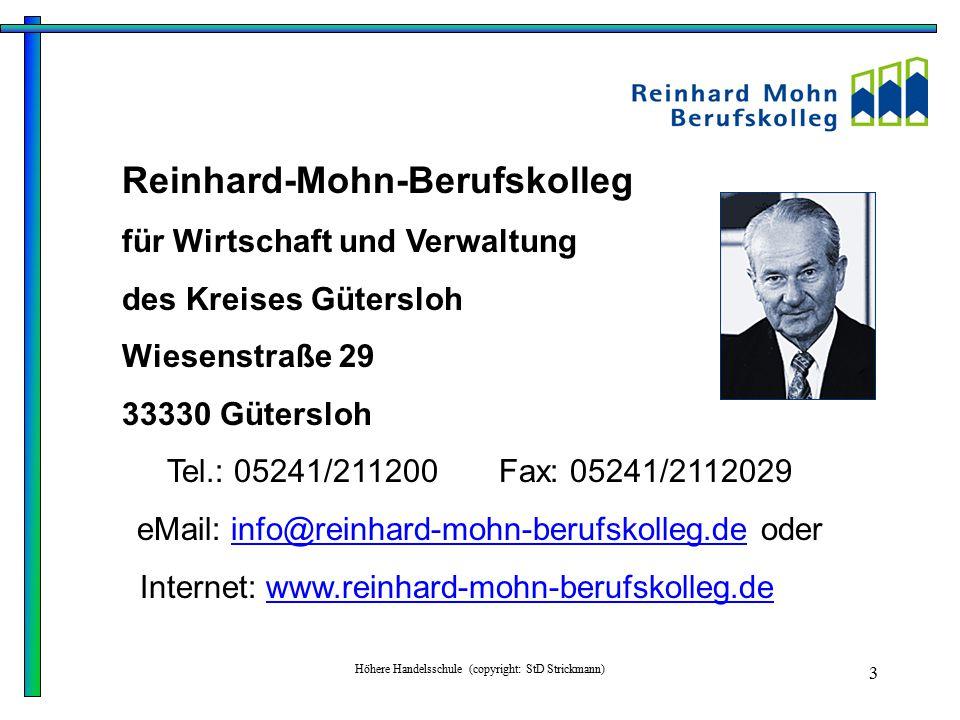 reinhard mohn berufskolleg