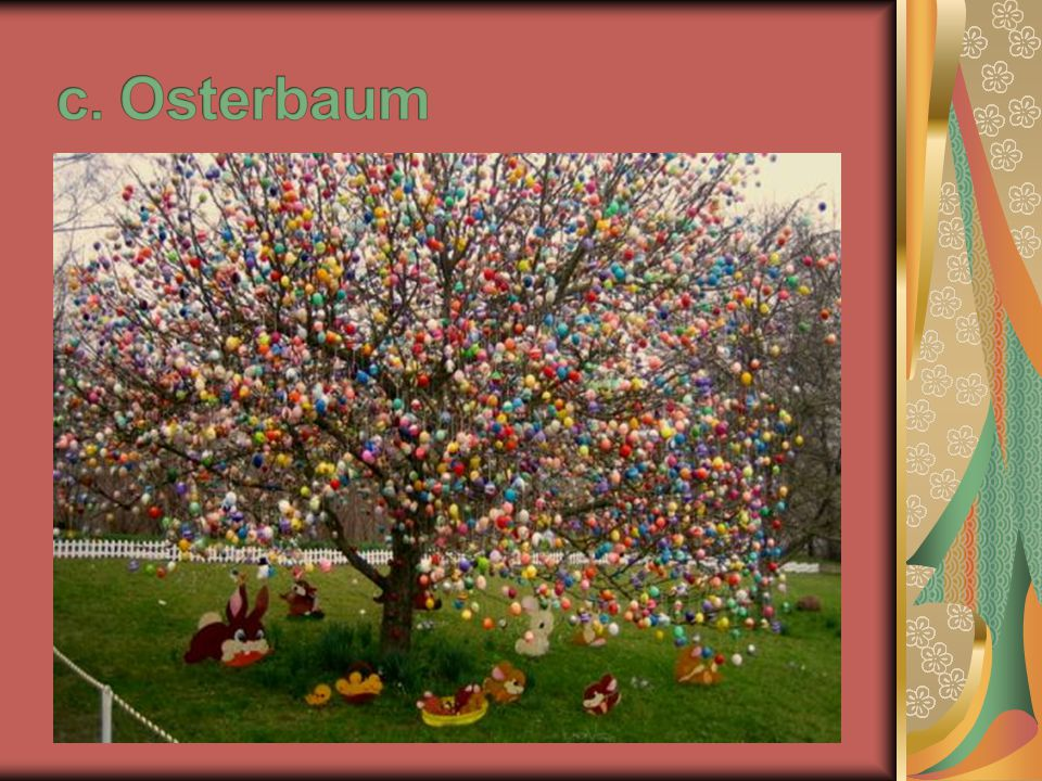 c. Osterbaum