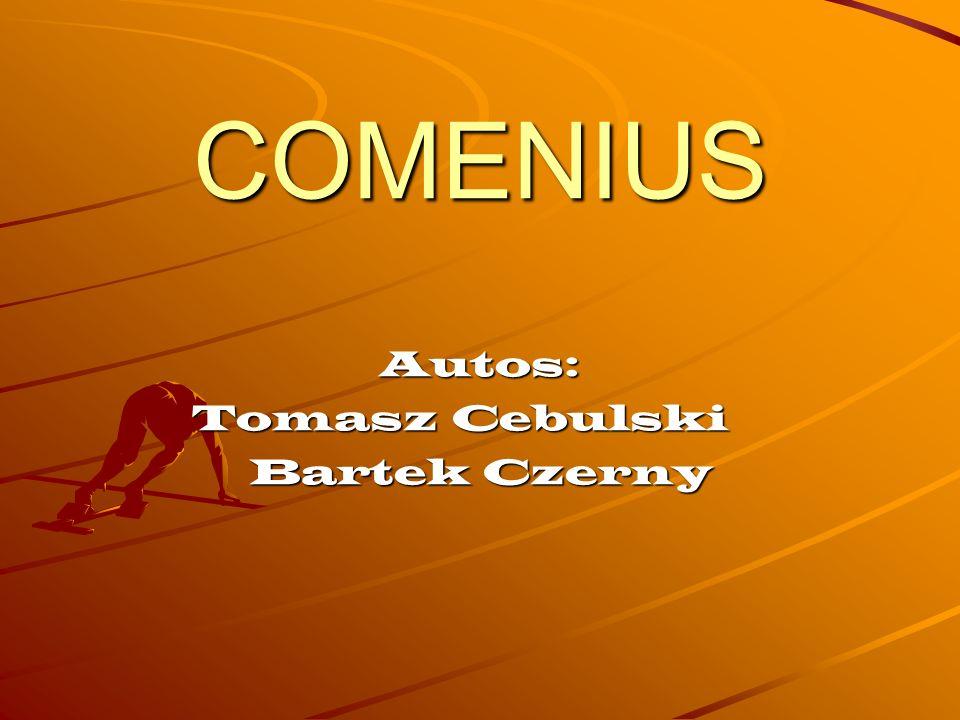 Autos: Tomasz Cebulski Bartek Czerny