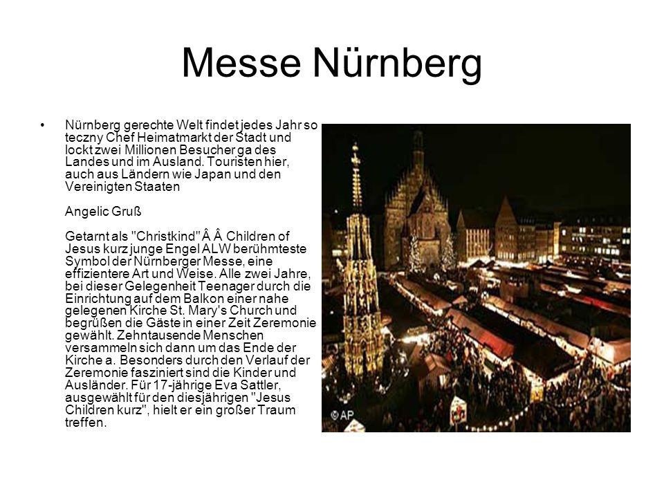 Messe Nürnberg