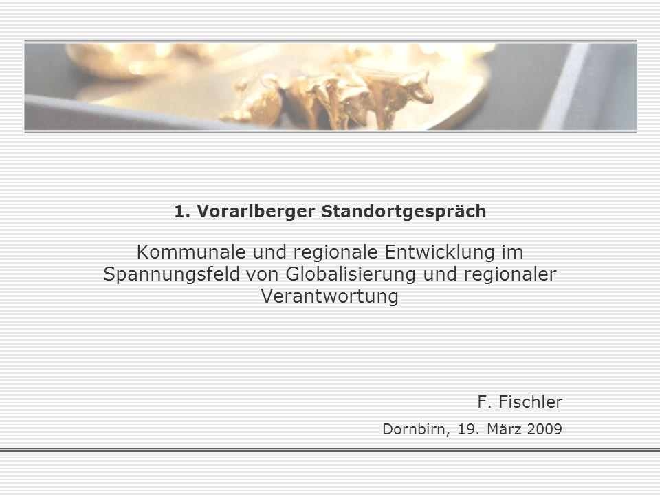 F. Fischler Dornbirn, 19. März 2009