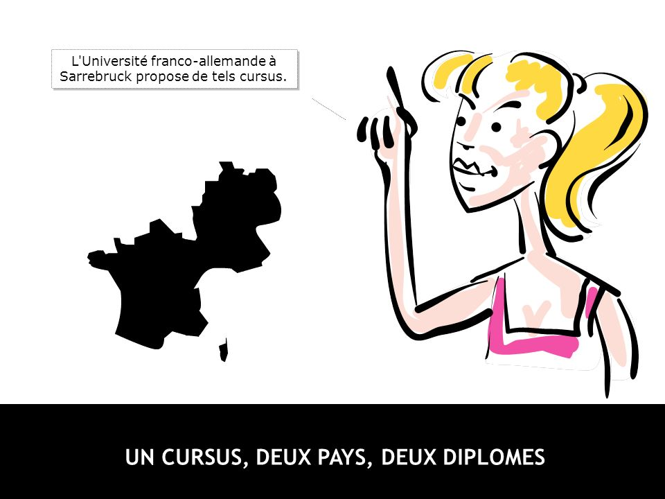 UN CURSUS, DEUX PAYS, DEUX DIPLOMES