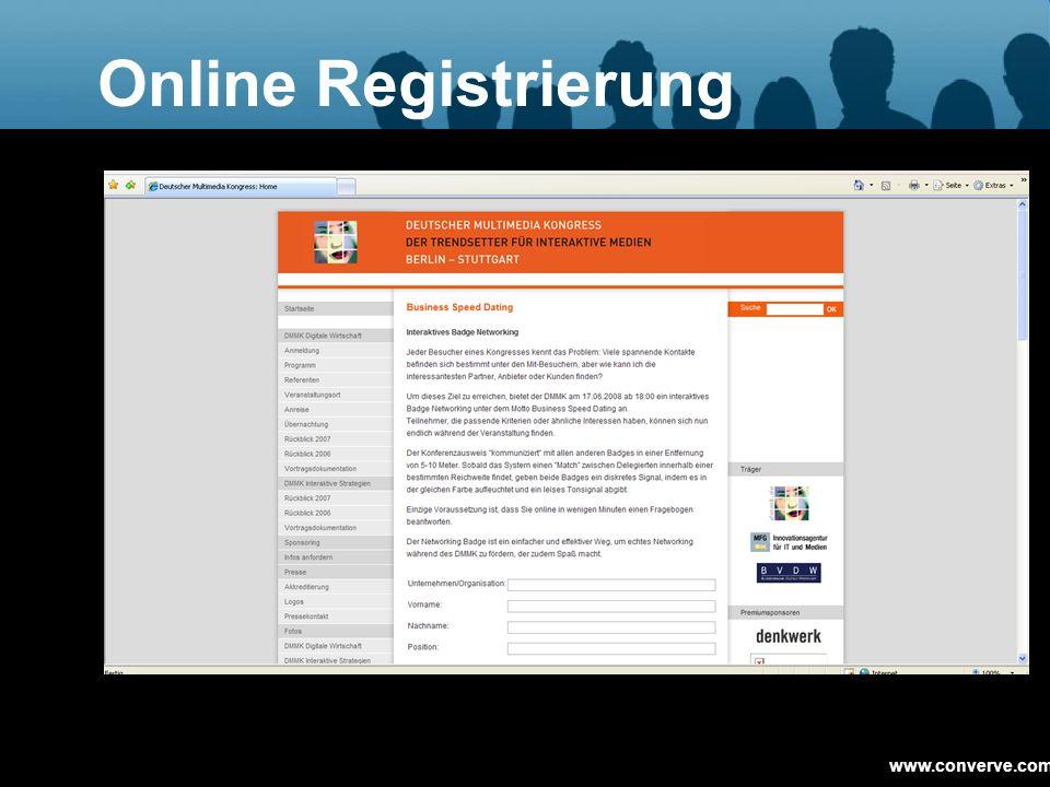 Bilder Registrierungsoftware