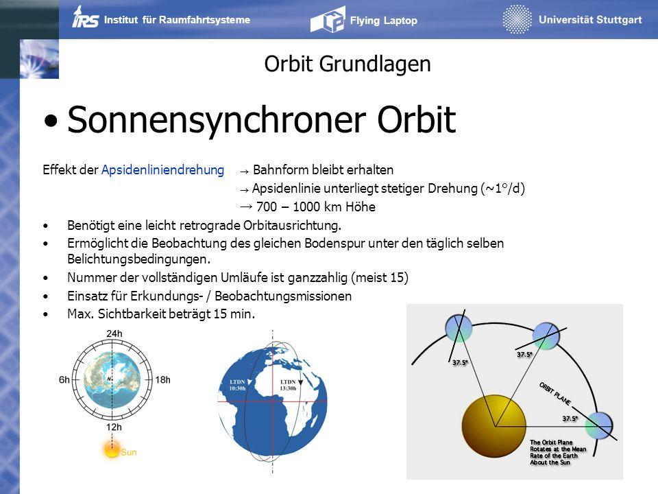 Sonnensynchroner Orbit