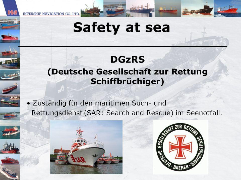 (Deutsche Gesellschaft zur Rettung Schiffbrüchiger)