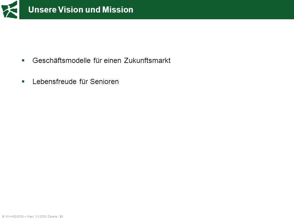 Unsere Vision und Mission
