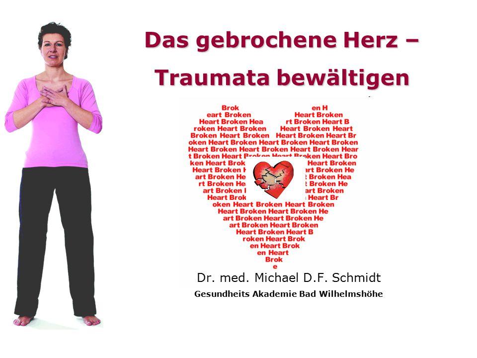 Das gebrochene Herz – Traumata bewältigen