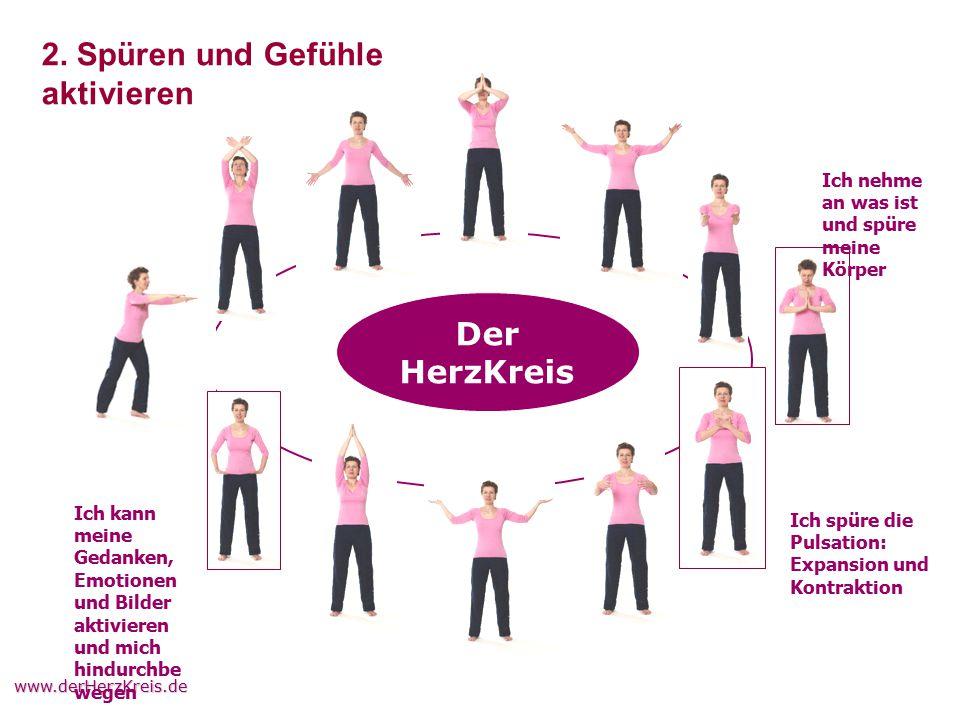 2. Spüren und Gefühle aktivieren Der HerzKreis