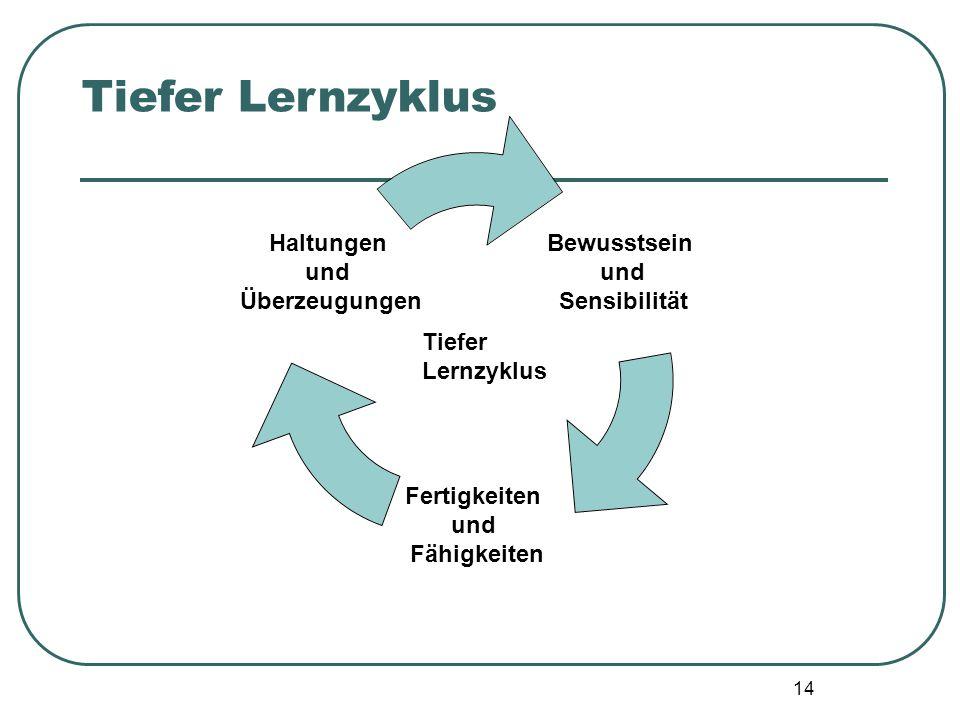 Tiefer Lernzyklus Tiefer Lernzyklus