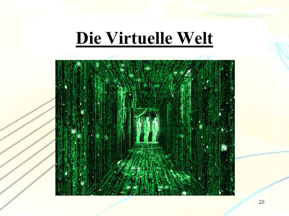 Die Virtuelle Welt