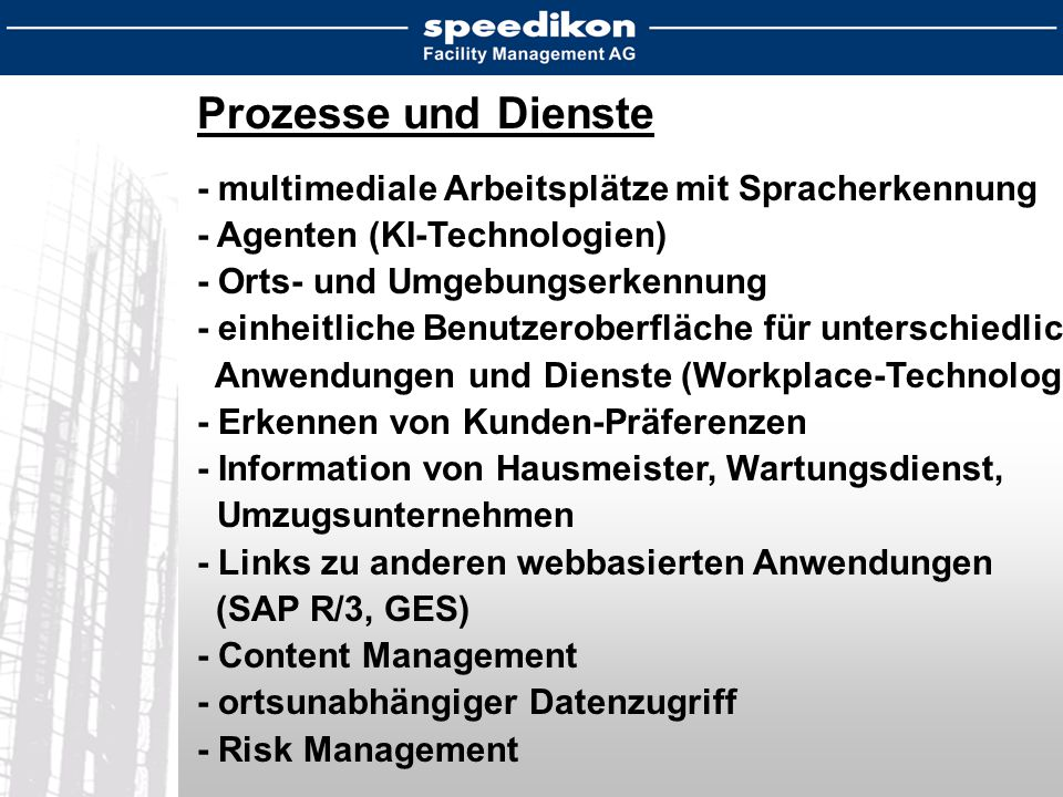 - Agenten (KI-Technologien) - Orts- und Umgebungserkennung